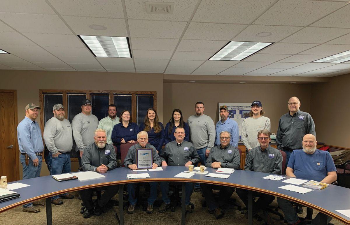 MCWC board & Staff